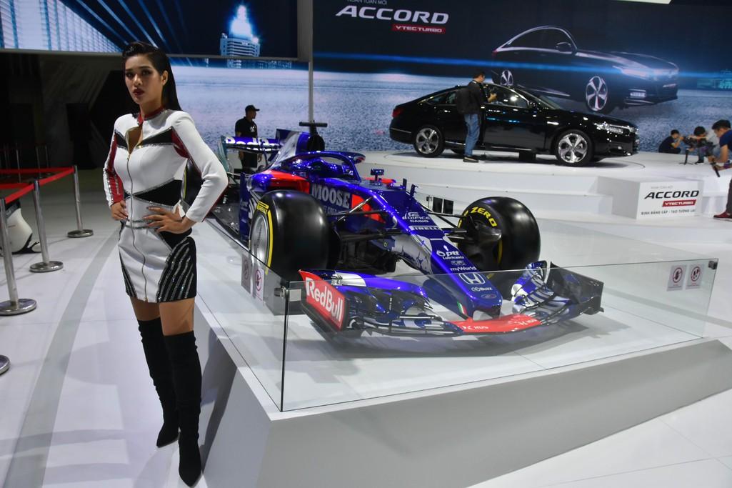 Gần 100 mẫu ôtô mới nhất trình diễn tại Vietnam Motor Show 2019 - Ảnh 14.