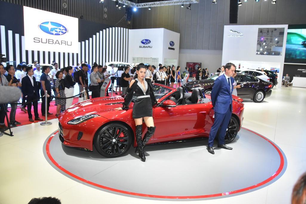 Gần 100 mẫu ôtô mới nhất trình diễn tại Vietnam Motor Show 2019 - Ảnh 11.