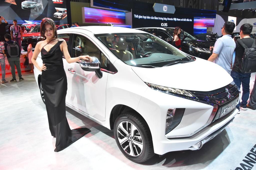 Gần 100 mẫu ôtô mới nhất trình diễn tại Vietnam Motor Show 2019 - Ảnh 12.