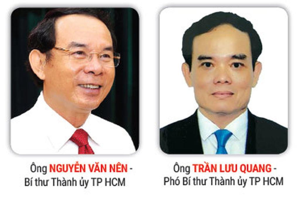 Ban Thường vụ Thành ủy TP HCM có 16 người - Ảnh 1.