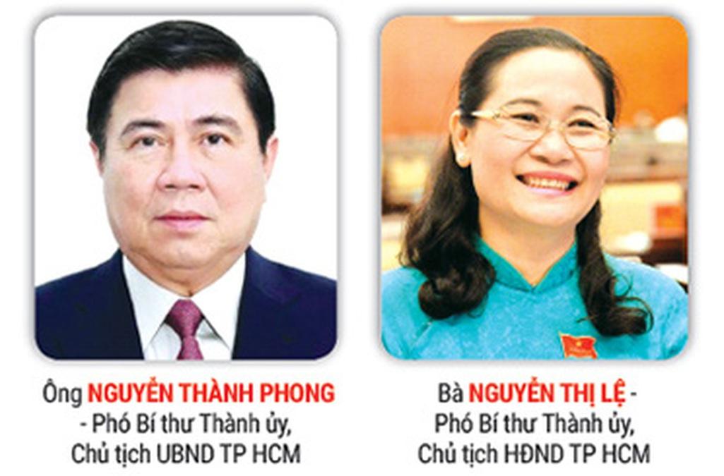 Ban Thường vụ Thành ủy TP HCM có 16 người - Ảnh 2.