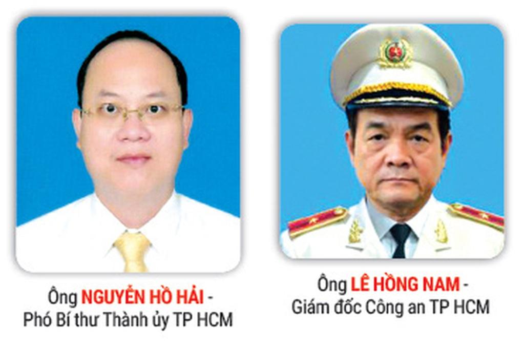 Ban Thường vụ Thành ủy TP HCM có 16 người - Ảnh 3.