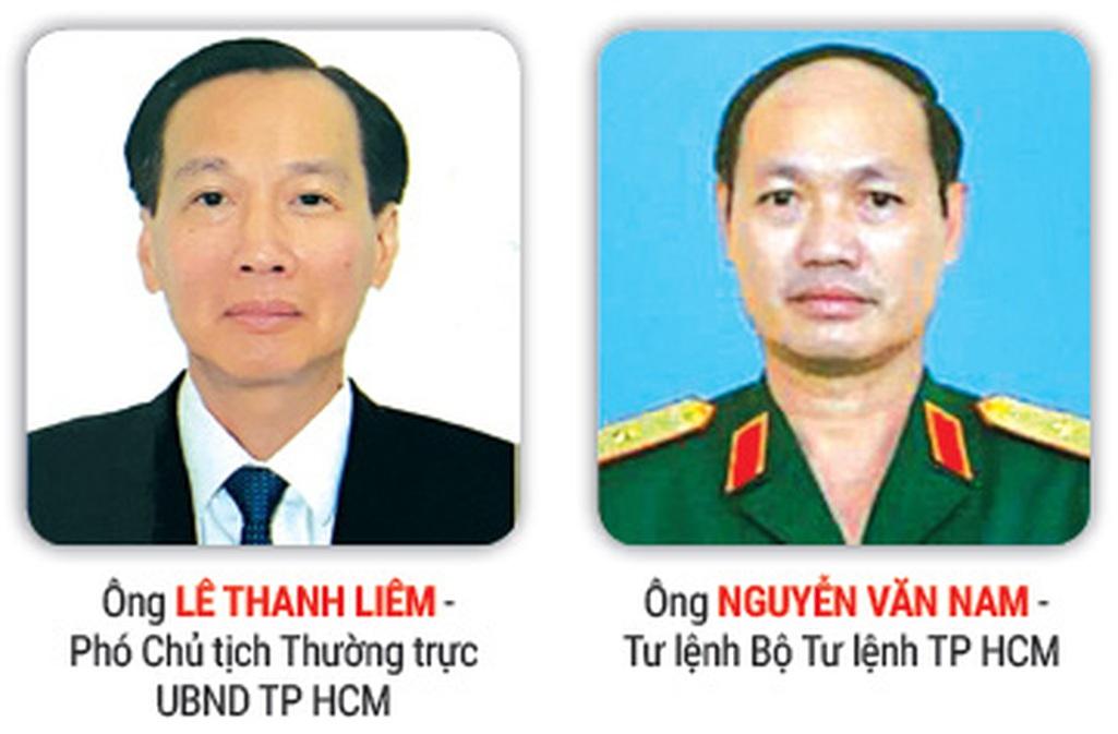 Ban Thường vụ Thành ủy TP HCM có 16 người - Ảnh 4.