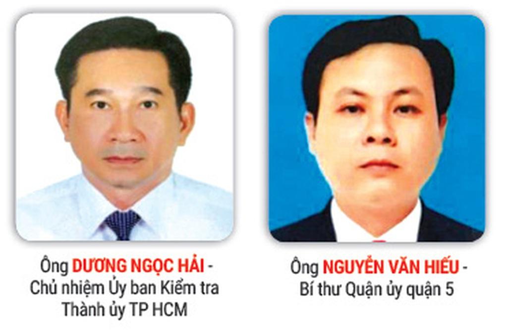 Ban Thường vụ Thành ủy TP HCM có 16 người - Ảnh 6.