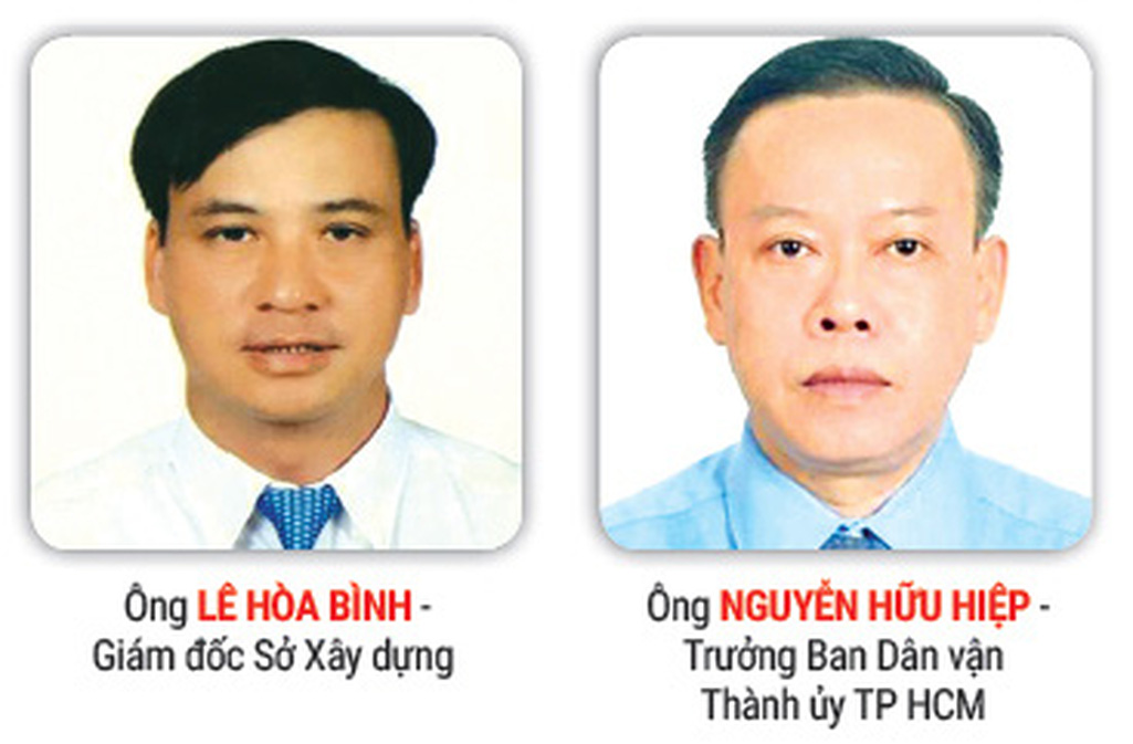Ban Thường vụ Thành ủy TP HCM có 16 người - Ảnh 7.