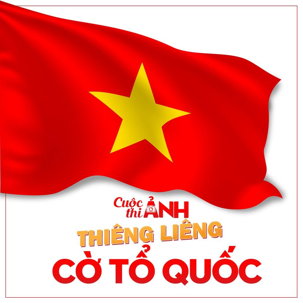 Báo Người Lao Động phát động cuộc thi ảnh Thiêng liêng cờ Tổ quốc - Ảnh 1.