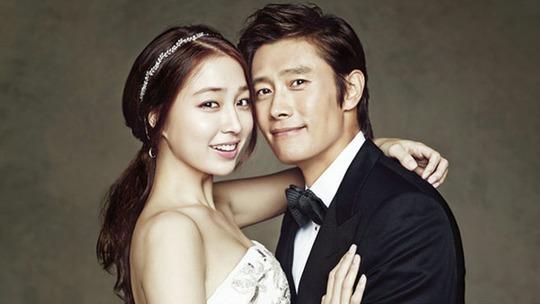 Vợ chồng Lee Byung Hun