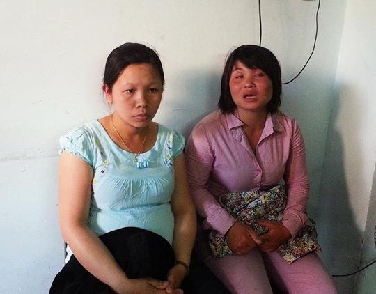 Chân dung hai người phụ nữ giả danh cán bộ