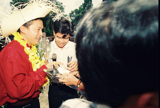 Lam Trường trẻ trung thuở nhận Giải Mai Vàng - Ảnh 13.