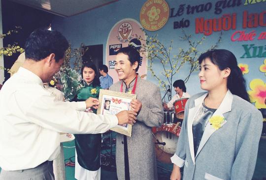 NSƯT Thành Lộc và cái duyên với Mai Vàng - Ảnh 7.