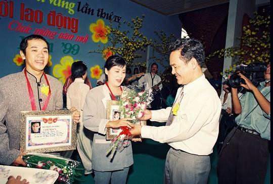 NSƯT Thành Lộc và cái duyên với Mai Vàng - Ảnh 6.