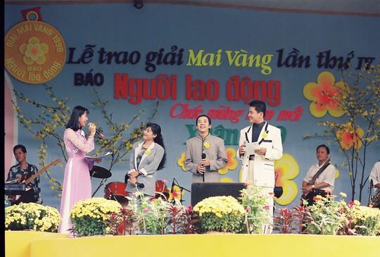 NSƯT Thành Lộc và cái duyên với Mai Vàng - Ảnh 2.