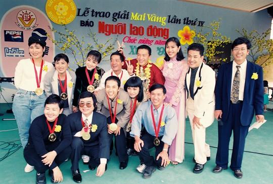 Lam Trường trẻ trung thuở nhận Giải Mai Vàng - Ảnh 5.