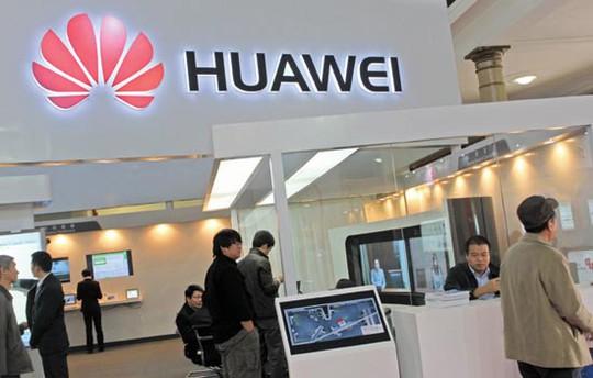Tập đoàn điện tử Huawei bị cấm đấu thầu xây dựng hệ thống Internet băng thông rộng tại Úc. Ảnh: China Daily