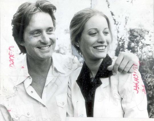 Michael Douglas và Diandra