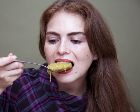 Đừng dại xì xụp món súp ở nơi công cộng tại New Jersey, bạn có thể bị bắt!. Ảnh: Wired