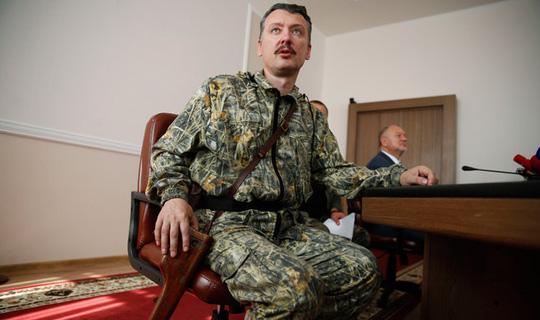 Ông Igor Strelkov. Ảnh: Reuters