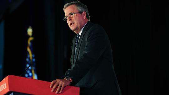Ông Jeb Bush có thể ra tranh cử tổng thống Mỹ năm 2016. Ảnh: Reuters