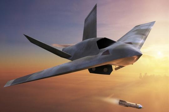 Mỹ sẽ có UAV tự động không chiến trong tương lai? Ảnh: Realitypod