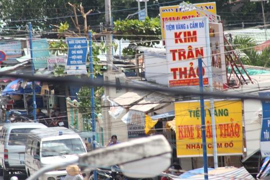 Tiệm vàng Kim Trân Thảo