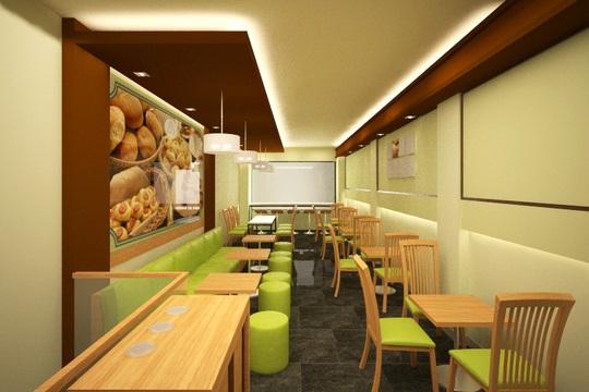 Đánh thức vị giác với SATRA Bakery & Cafe