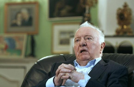 Ngoại trưởng cuối cùng của Liên Xô Eduard Shevardnadze đã qua đời hôm 7-7. Ảnh: Reuters
