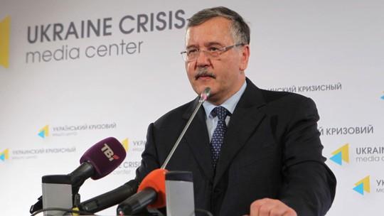 Phó Chủ tịch Quốc hội Ukraine Anatoly Gritsenko. Ảnh: Donbass-info