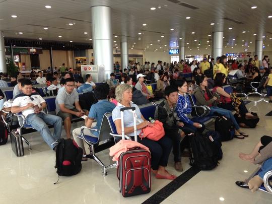 Nhiều hành khách sẽ bị ảnh hưởng vì VietJet hoãn bay do thời tiết xấu