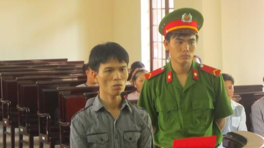 Vũ Bùi Xuân Huy tại phiên tòa phúc thẩm