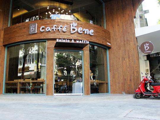 Thương hiệu cà phê nổi tiếng của Hàn Quốc khai trương cửa hàng đầu tiên tại Việt Nam