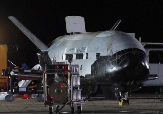 Một chiếc X-37B của không quân Mỹ. Ảnh: Reuters