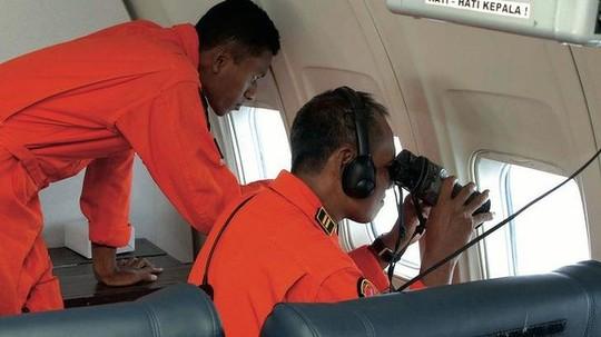Máy bay Indonesia tìm kiếm MH370 hồi tháng 3. Ảnh: Brisbane Times