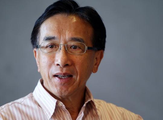 Ủy viên Chính hiệp Hồng Kông Điền Bắc Tuấn. Ảnh: SCMP