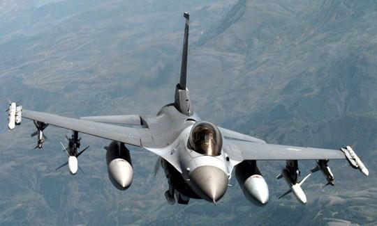 Một chiếc F-16. Ảnh: FAS
