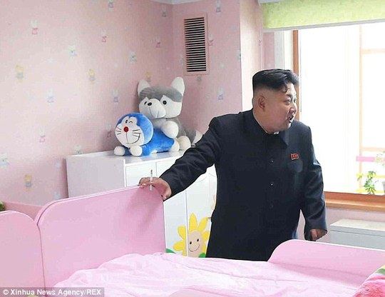 Lee believes that Kim Jong-Un, pictured, is even more ruthless than the dictators late father Kim Jong-Il