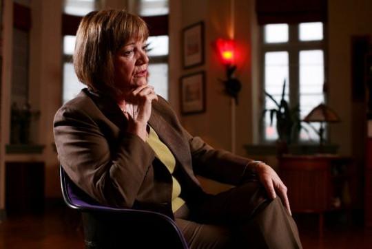 Cựu phó Thủ tướng Canada Sheila Copps. Ảnh: The Star
