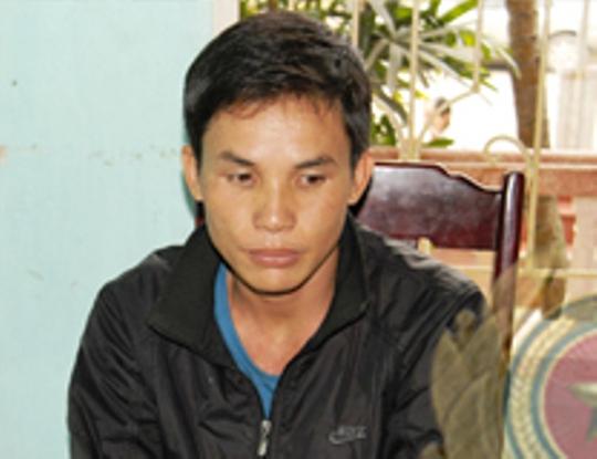 Đối tượng Lê Văn Thời, một trong những tên cầm đầu đường dây trộm cắp