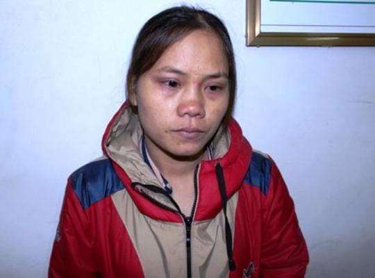Nguyễn Thị Hương đã lừa vay tiền trả lãi cao và chiếm đoạt hơn 6 tỷ đồng của người dân xã Thiệu Thịnh