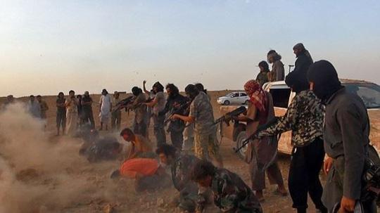 Kể từ tháng 6, IS hành quyết 1.429 người ở Syria, hầu hết đều là dân thường. Ảnh: Iran Daily