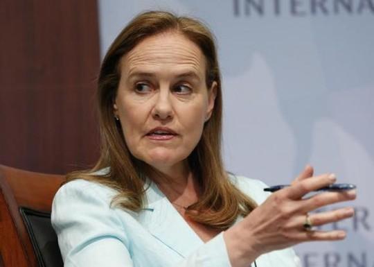 Bà Michele Flournoy. Ảnh: Reuters
