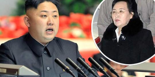 Bà Kim Kyong-hui (ảnh nhỏ) biến mất sau khi lãnh đạo Kim Jong-un xử tử chồng bà. Ảnh: Portal Jutarnji.hr