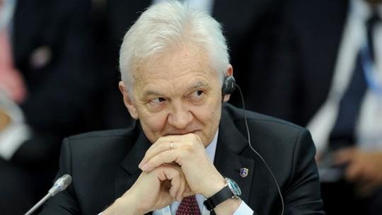 Nhà tài phiệt Gennady Timchenko, cổ đông của Công ty năng lượng Novatek. Ảnh: Forbes