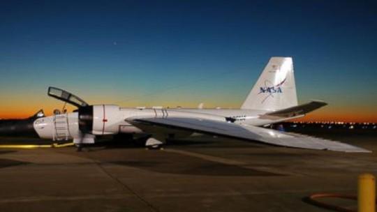 Một chiếc WB-57 của NASA . Ảnh: NASA