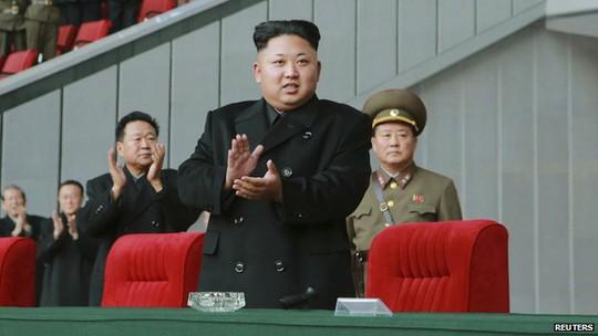 Lãnh đạo Triều Tiên Kim Jong-un bị cáo buộc vi phạm nhân quyền. Ảnh: Reuters
