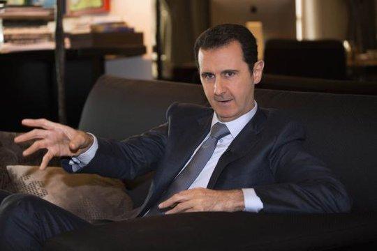 Chính quyền Tổng thống Bashar al-Assad đang lo Iran ngừng hỗ trợ nếu giá dầu tiếp tục giảm. Ảnh: Reuters