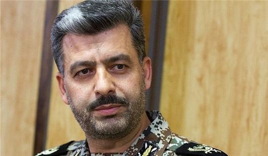 Tướng Shahrokh Shahram. Ảnh: Fars News