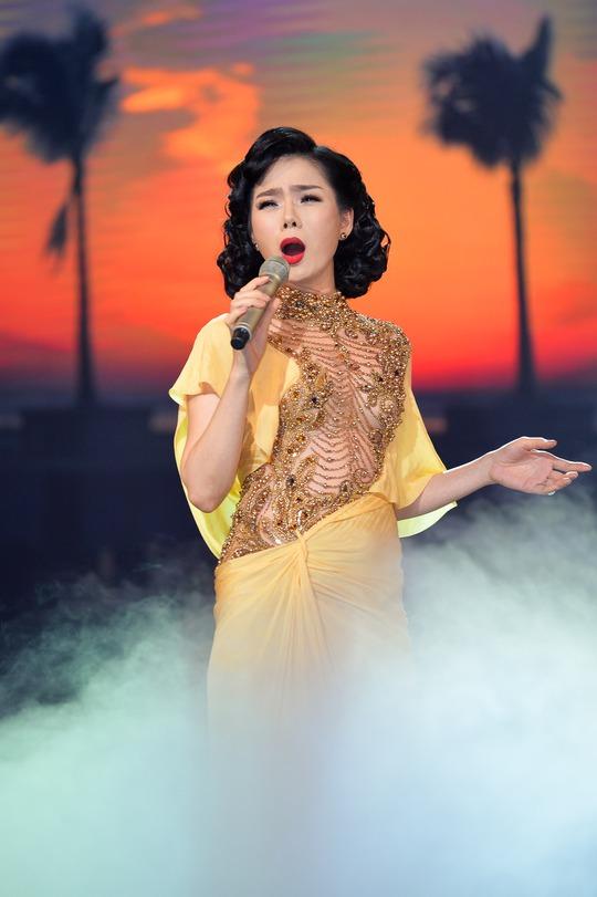 Lệ Quyên hát xuất thần nhạc Vũ Thành An - Ảnh 1.