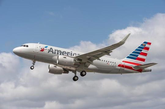 Một máy bay của hãng American Airlines. Ảnh: Inside Socal