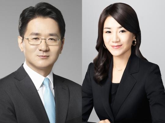 Cho Hyun-min (phải) và anh trai Cho Won-tae. Ảnh: Korea Herald