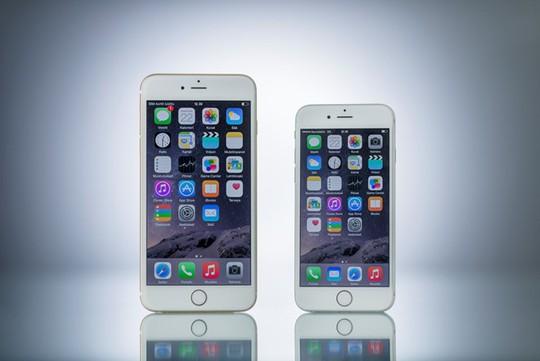 Bộ đội iPhone 6 và 6 Plus bắt đầu được cung cấp chính hãng tại Việt Nam.